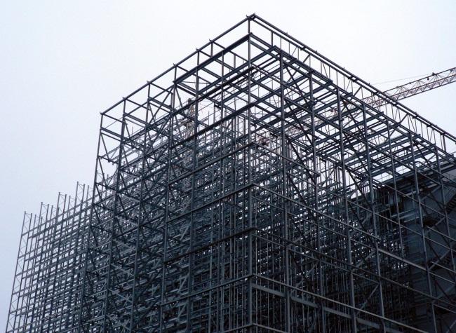 Металлоконструкции для строительства заказать на заводе