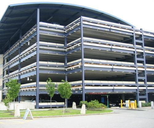 Проектирование парковок