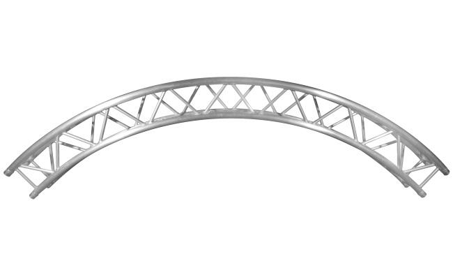 Металлоконструкция арка для кровли