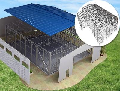 Проектирование зданий и сооружений из металлоконструкций