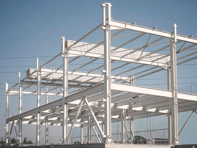 Строительство зданий промышленного назначения