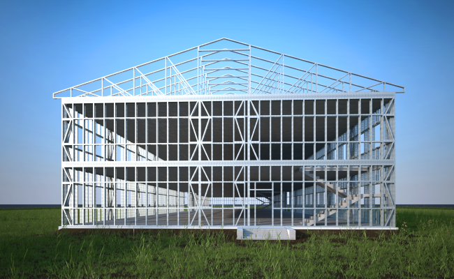 Проектирование металлоконструкций и монтаж