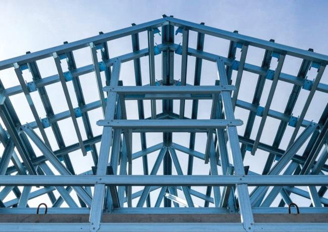 Изготовление металлоконструкций для монтажа кровли зданий