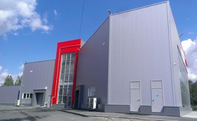 Строительство промышленных зданий из металлоконструкций