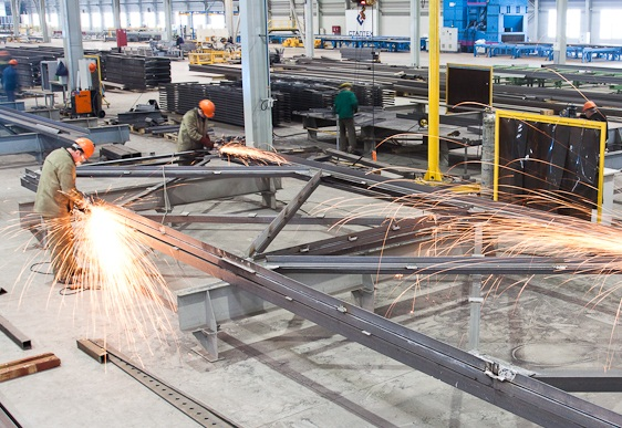 Завод по металлоконструкциям